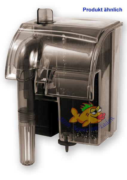 mhf100 atman einh ngfilter aussenfilter mit pumpe 50 l h 3 watt aquarium. Black Bedroom Furniture Sets. Home Design Ideas