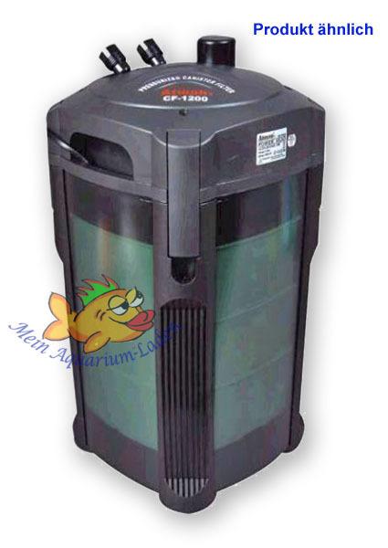 cf 1200 atman aquarium au enfilter mit pumpe 800 l h 18 watt. Black Bedroom Furniture Sets. Home Design Ideas