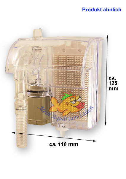 hf 0300 atman einh ngfilter aussenfilter mit pumpe 100 l h 3 watt aquarium. Black Bedroom Furniture Sets. Home Design Ideas
